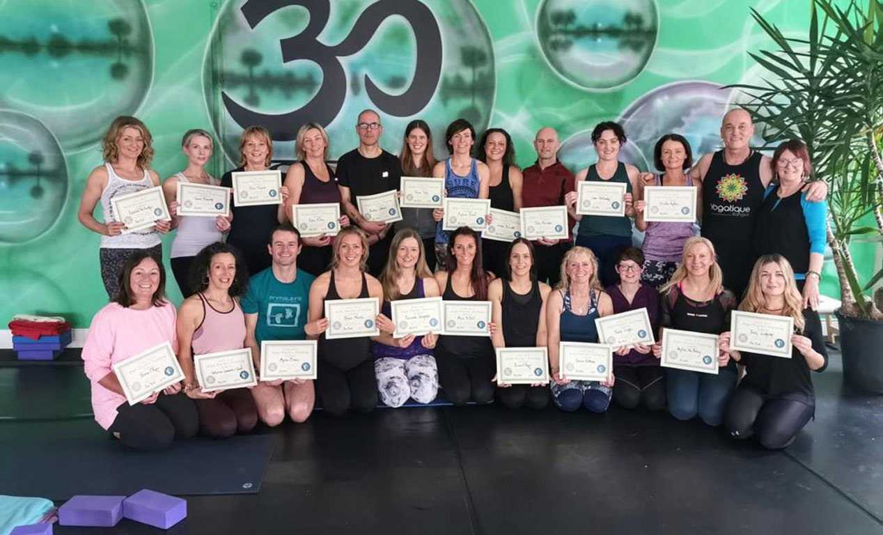 Yoga Teacher Training  Courses 2020