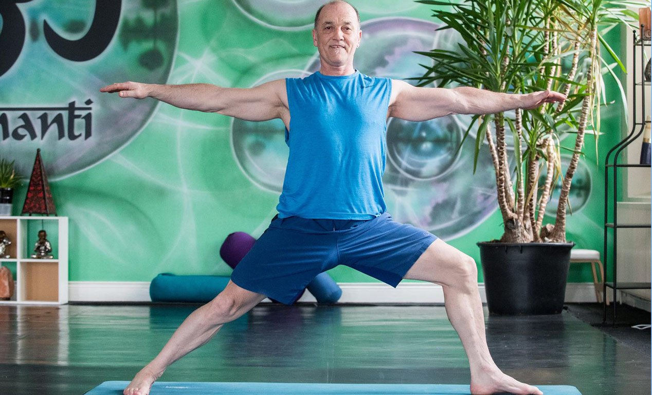 Strength, Suppleness, Sensitivity and Stamina; The master key to achieving these, is to relax.